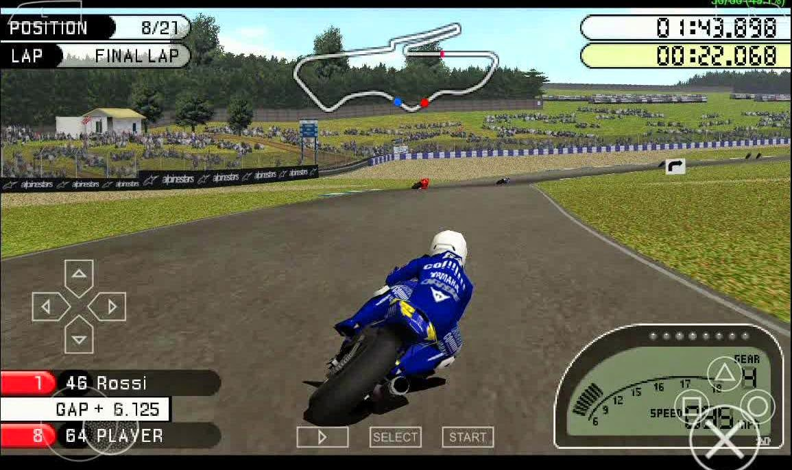 Download Moto GP PSP Android