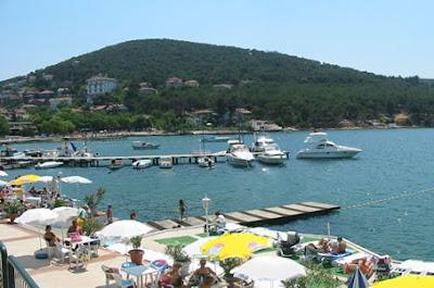 Pantai Heybeliada, Turki