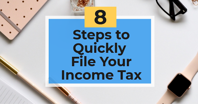 Little Savings - Income Tax filing