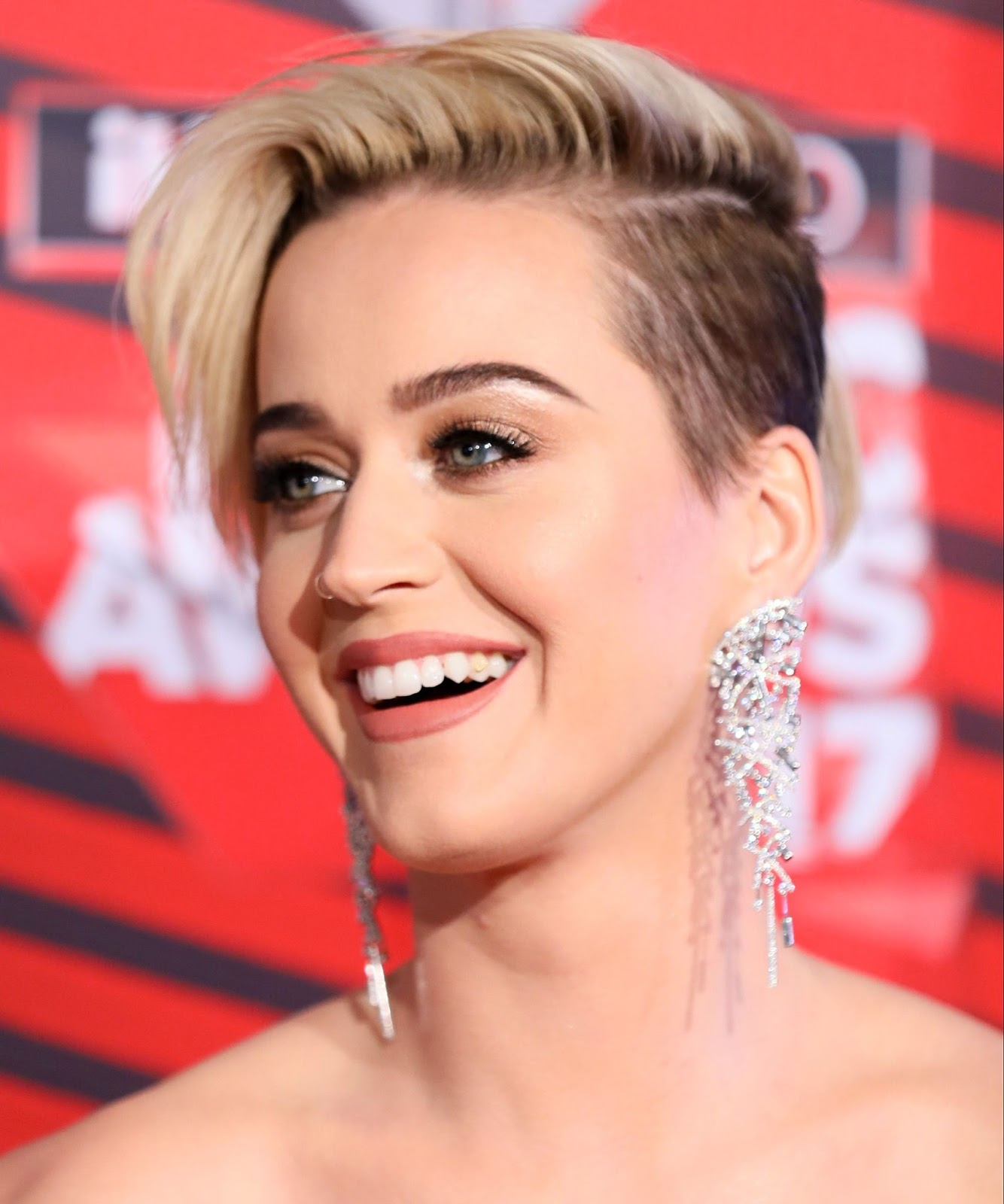 Messy Celebrity Polls Katy Perry Short Hair
