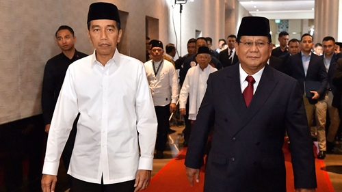 Muncul Relawan Jokpro Dukung Jokowi 3 Periode, Duet dengan Prabowo
