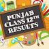 PSEB Board 12th class result Punjab