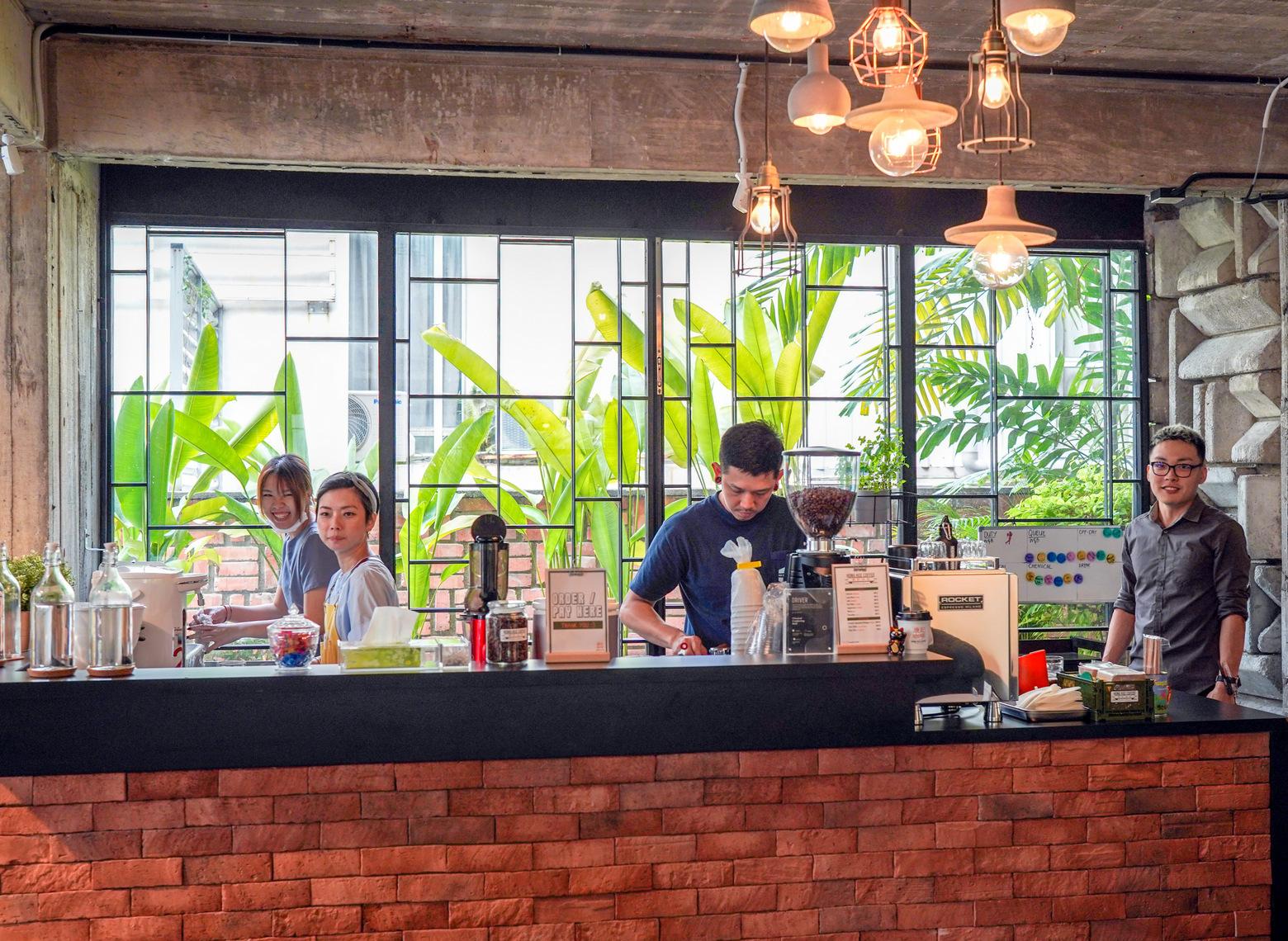 hong kee coffee, 176 avenue bangsar