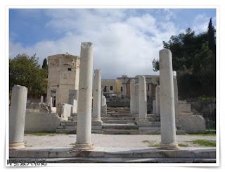 雅典遊記 8