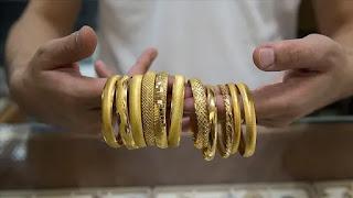 سعر الذهب وليرة الذهب ونصف الليرة والربع في تركيا اليوم الخميس 29/10/2020