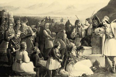Σαν σήμερα το 1826 ανακοινώνεται η συγκρότηση στο Ναύπλιο της Ιωνίου Φάλαγγας