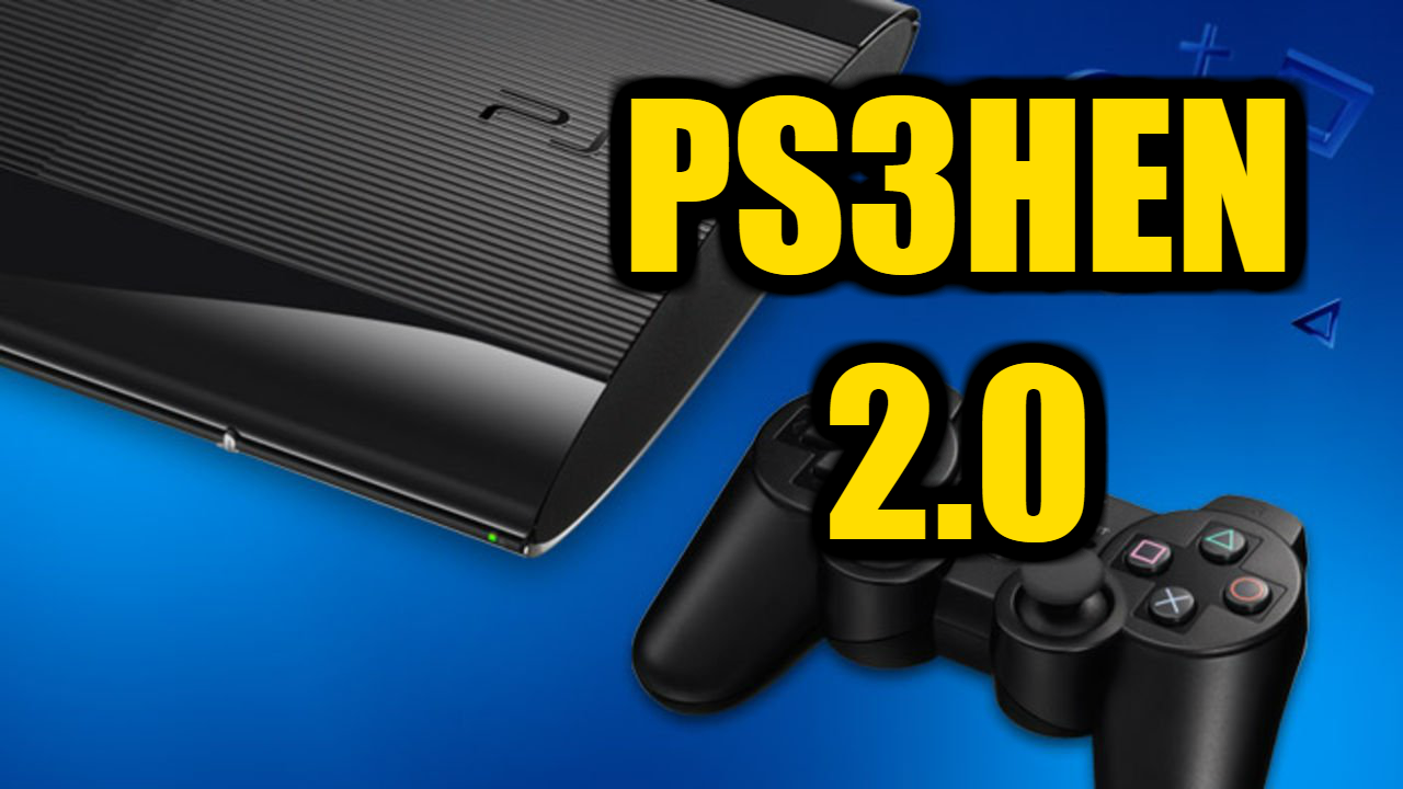 New Update PS3HEN v2 0 0 New features include PS3ISO Support