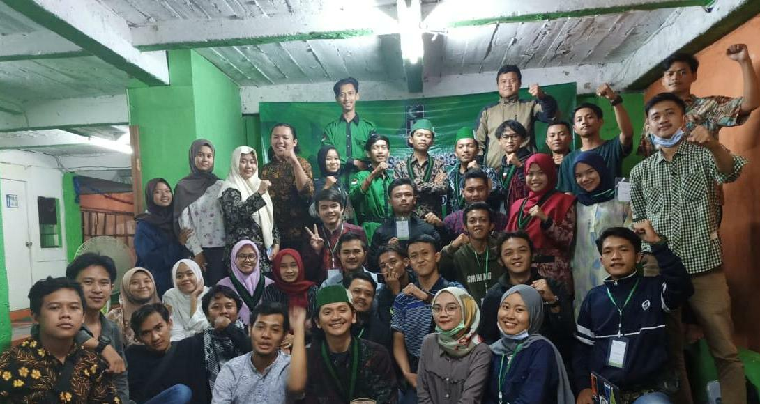The XIII Cianjur Branch HMI Conference, Selected Edwin Nursalam