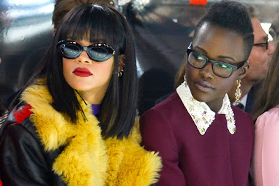 Rihanna and Lupita Nyongo to co-star in Buddy Heist Film