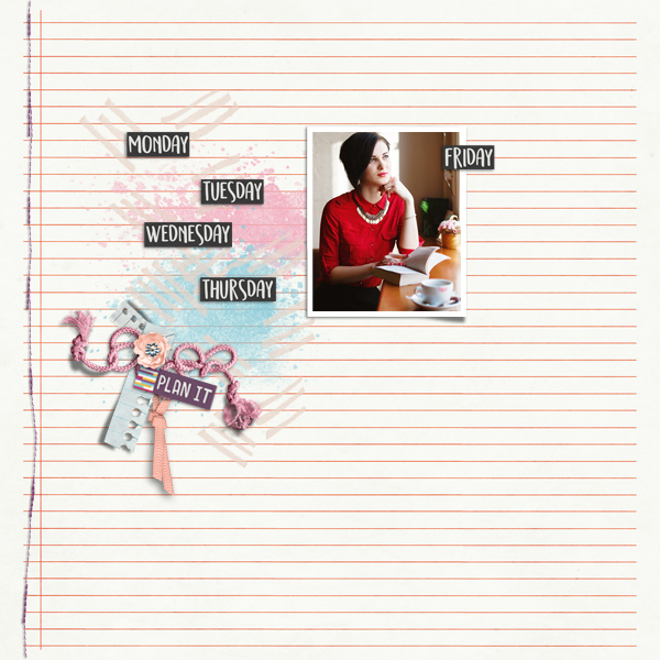 plan it © sylvia • sro 2018 • note to self by miss mis designs