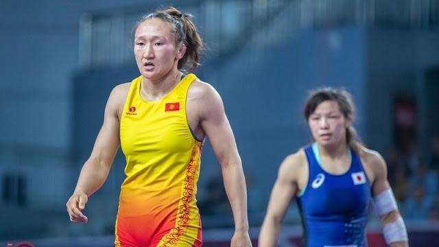 Aisuluu Tynybekova Quirguistão