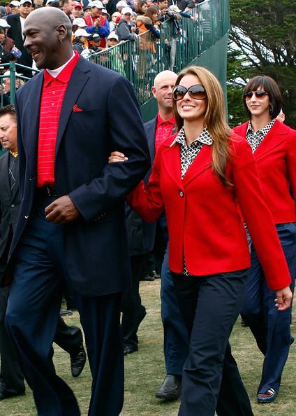Michael Jordan, Wife Yvette Prieto Welcome Twin Daughters ... |Michael Jordan Girlfriend 2012