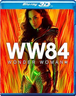 La Mujer Maravilla 1984 [BD25 3D] *Con Audio Latino