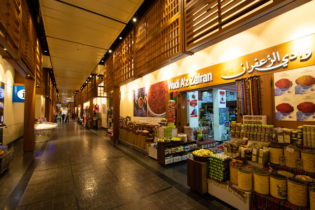 The Souq-The Mall WTC-Abu Dhabi