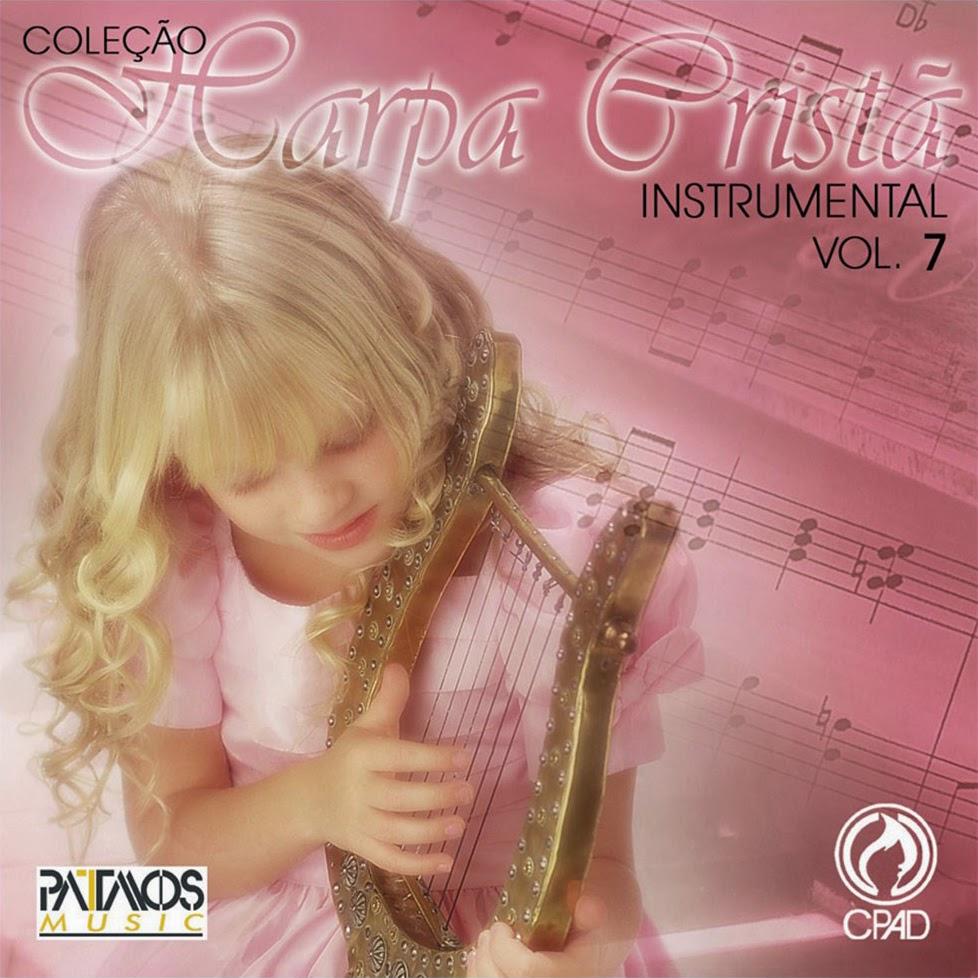 Patmos Music-Coleção Harpa Cristã Instrumental-Vol 7-