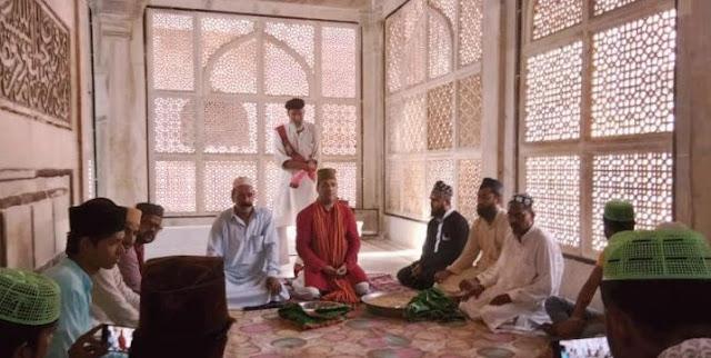 सैफ़ मियां की सरपरस्ती मे धूमधाम से मनाया गया जश्न ए बाबा फरीद - newsonfloor.com