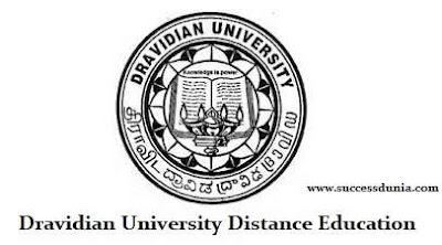 Dravidian University Distance Education