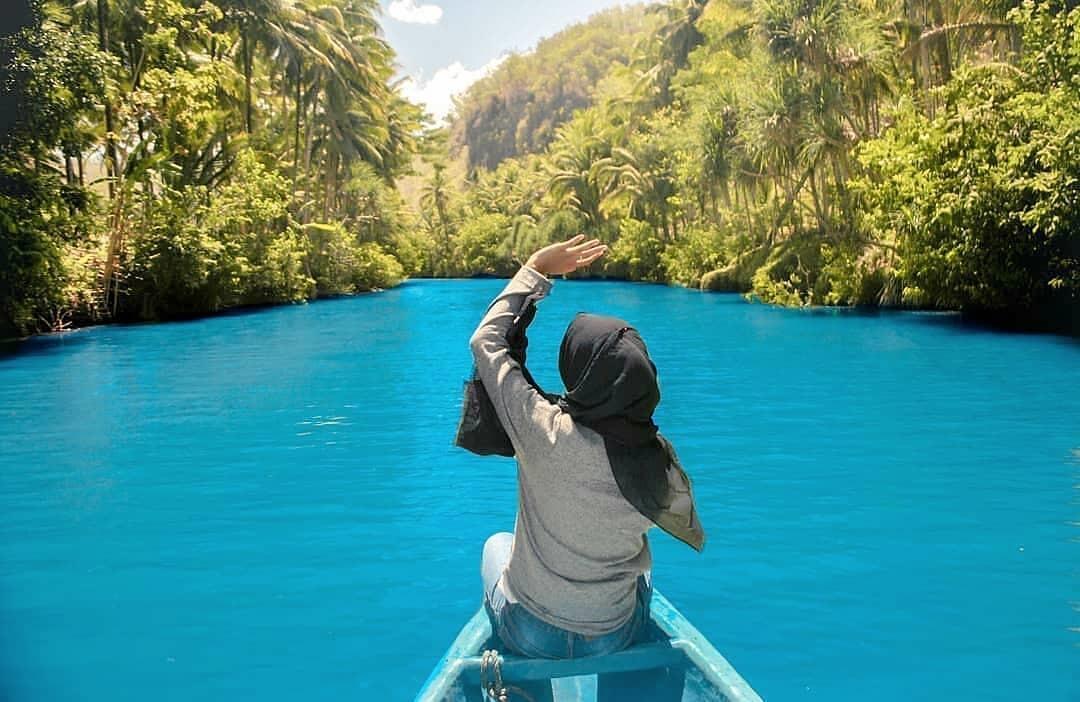 Sungai Cokel Pacitan