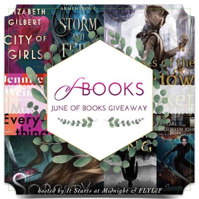 book giveaways june 2019