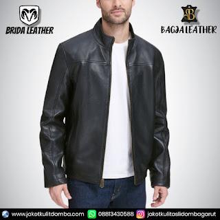 custom jaket kulit