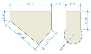 Comandos para colocar cotas no desenho do AutoCAD