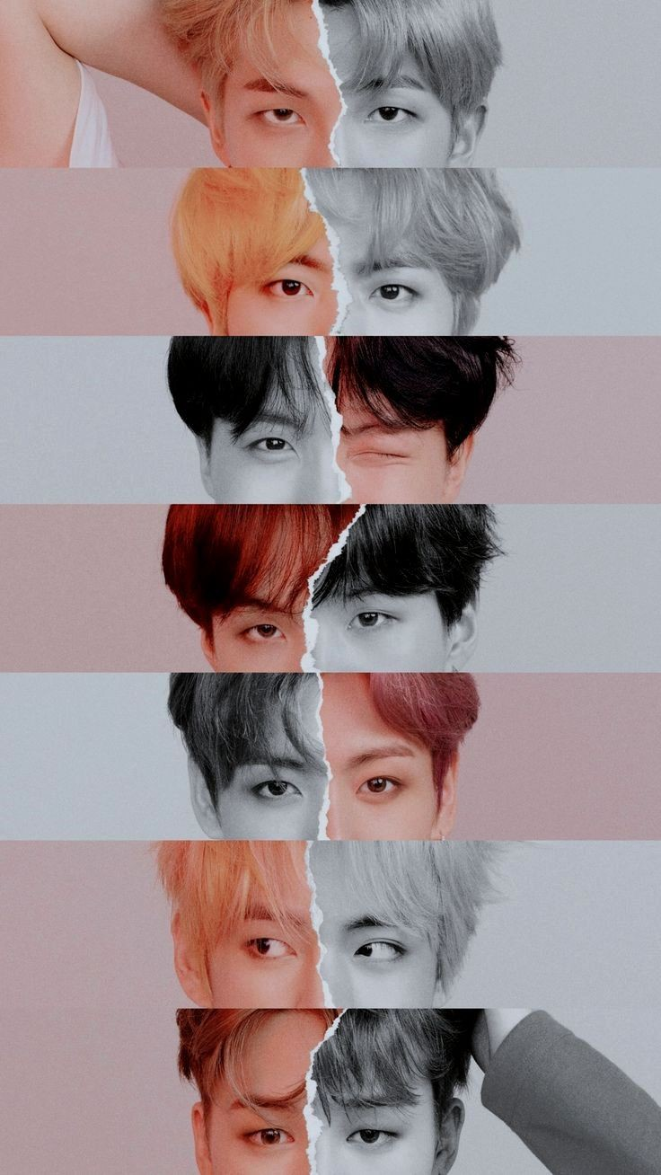 Bts Members New Photo Collection