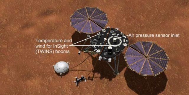 Bây giờ bạn có thể kiểm tra thời tiết trên sao Hỏa kể cả khi đang ở trong nhà