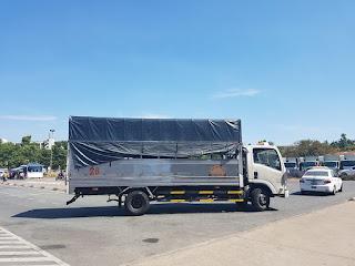 điều kiện học lái xe tải và thi bằng lái xe tải hạng C