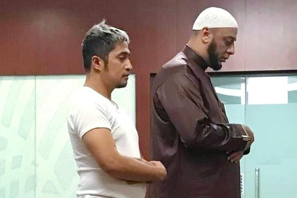 Syekh Ali Jaber Bercita-cita Cetak Sejuta Penghafal Quran di Indonesia, Irfan Hakim: Syekh, Maafkan...