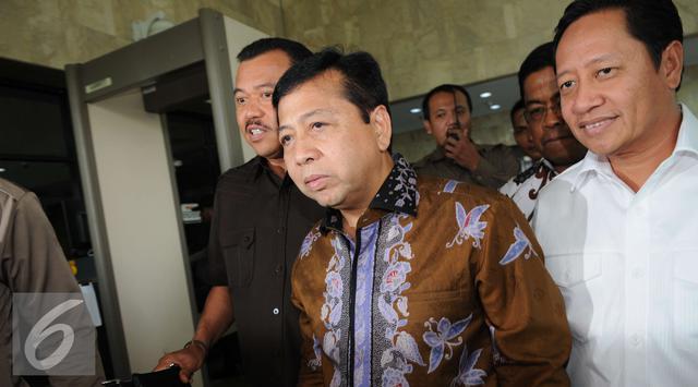 Selamat, Setya Novanto Giring Partai Golkar di Ambang Kehancuran