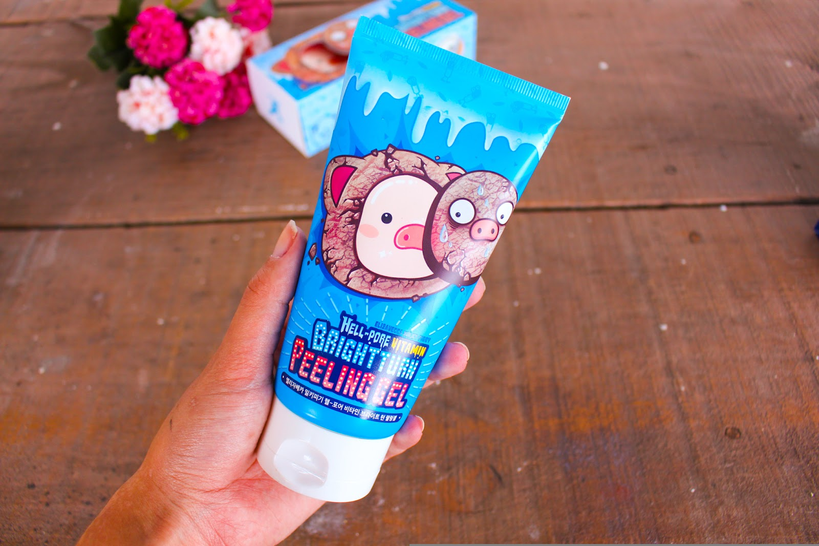 Resenha: Hell Pore Vitamin Peeling Gel Elizavecca