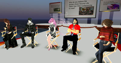 Some notes on the Virtual Worlds Best Practices in Education conference