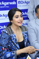 Actress Regina Candra at Dr Agarwal Eye Hospital Inaugaration .COM 0201.JPG