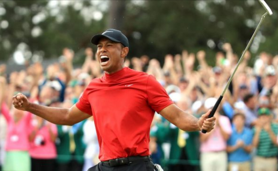 Tiger Woods Makes A Come Back, Wins Big After 11 Years