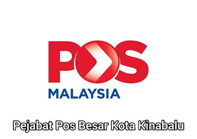 Pejabat Pos Besar Kota Kinabalu