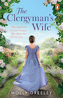 Book cover: The Clergyman's Wife - Molly Greeley (UK cover)