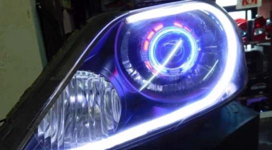 jenis lampu HID untuk mobil