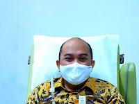 Cendikiawan Muda Bambang Saputra Bangga Disuntik Vaksin Nusantara
