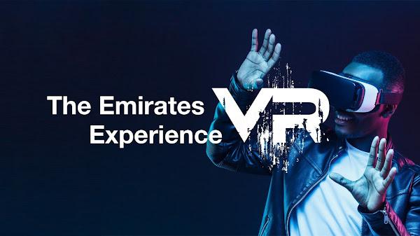 Emirates é a primeira companhia aérea a lançar uma app de Realidade Virtual na aviação