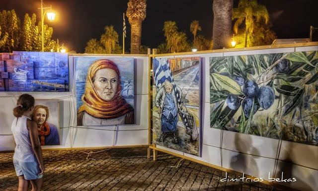 Ξεκίνησαν οι εκδηλώσεις της Ναυτικής Ναυπλιάδας 2021