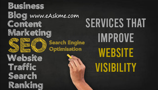 Search Engine Optimization Services That Improve Your Website's Visibility: eAskme
