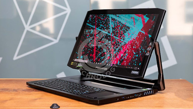 Acer Predator Triton 900: a 2 in 1 laptop for the game