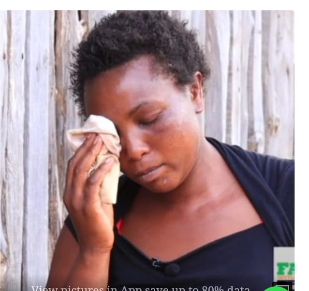 My husband forced himself on me in the forest and inserted a bottle in my private part – Lady narrates