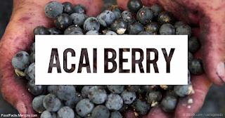 Manfaat Tersembunyi Acai Berry Untuk Kesehatan Mata