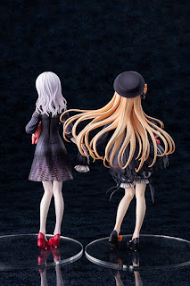 Foreigner/Abigail Williams & Lavinia Whateley 1/7 de Fate/Grand Order, AMAKUNI.