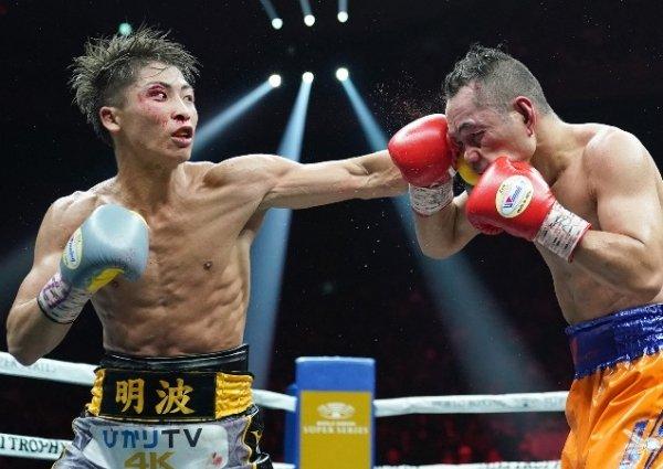 Naoya Inoue beats Nonito Donaire 3