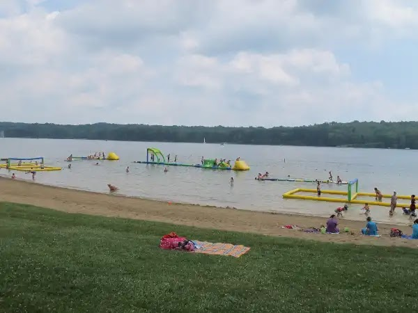things to do in Canton Ohio :Atwood Lake Park