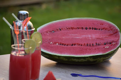Recipe of Watermelon Juice Wellness