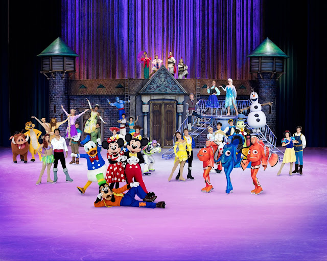 Disney On Ice Celebrates 100 Years Of Magic In Newcastle This October