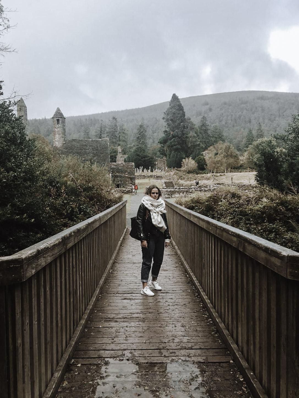 Glendalough, Irlanda